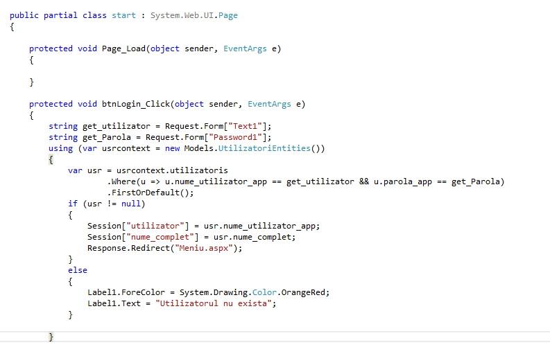 limbaje de programare